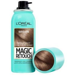 L'Oréal Korektor siwych włosów odrostu and Magic retuszowania (moment głównej Korektor spray) 75 ml (cień 14