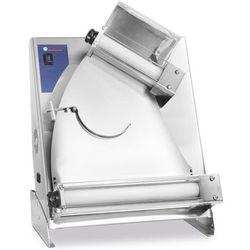 Wałkownica elektryczna do pizzy z dwoma parami wałków, średnica ciasta 260-400 mm | HENDI, Touch and Go 400