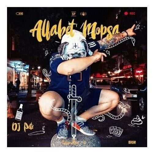 Pozostała muzyka rozrywkowa, Alfabet Mopsa - Mops (Płyta CD)