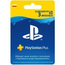 Sony PlayStation Plus 90 dni / 3 miesiące