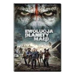 Ewolucja Planety Małp (DVD) - Matta Reevesa DARMOWA DOSTAWA KIOSK RUCHU
