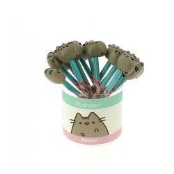 Długopis z topperem 3D Pusheen