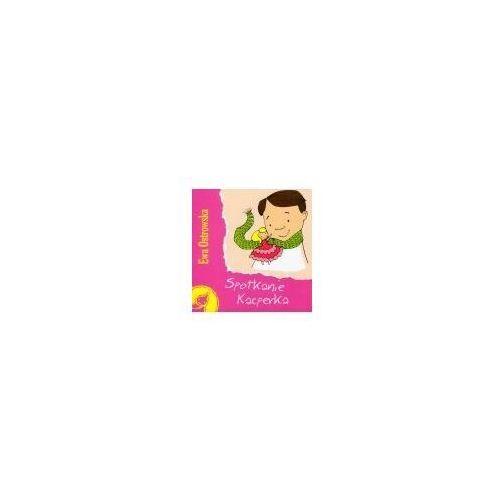 Książki dla dzieci, SPOTKANIE KACPERKA (opr. broszurowa)