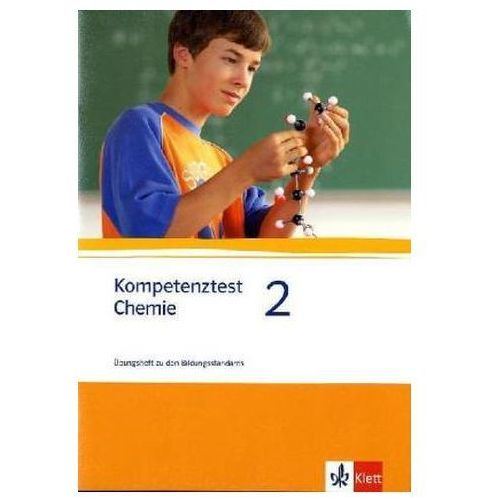 Pozostałe książki, Kompetenztest Chemie 2 Seitz, Hans-Jürgen