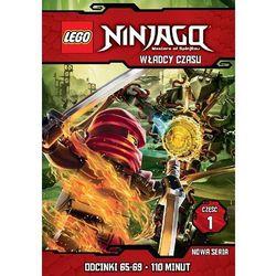 FILM LEGO® NINJAGO: WŁADCY CZASU (część 1)
