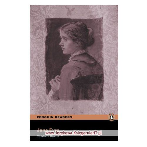 Książki do nauki języka, Jane Eyre + MP3/CD (opr. miękka)