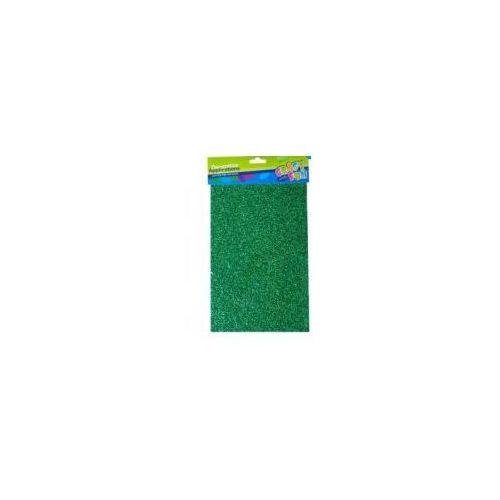 Pozostałe artykuły szkolne, Ozdoba dekoracyjna A4 trawa