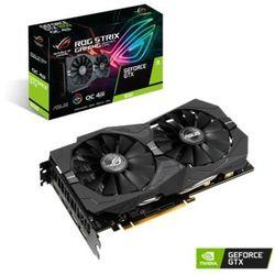 ASUS GeForce GTX 1650 ROG STRIX OC - 4GB GDDR5 RAM - Karta graficzna