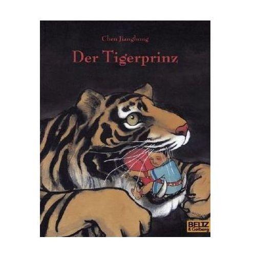 Pozostałe książki, Der Tigerprinz Chen, Jianghong