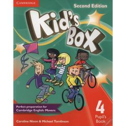 Kid's Box 4 Pupil's Book
