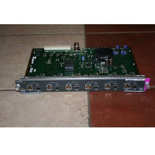 Routery i modemy ADSL, WS-X4506-GB-T Catalyst 4500 6-Port 10/100/1000 PoE or SFP (Optional)