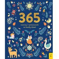 Książki dla dzieci, 365 wierszy i rymowanek na każdy dzień (opr. twarda)