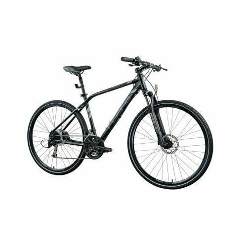 Pozostałe rowery, Rower INDIANA X-Cross 4.0 M21 Czarny | 5 LAT GWARANCJI NA RAMĘ DARMOWY TRANSPORT