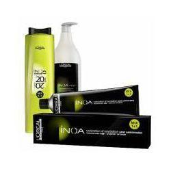 Loreal Inoa ODS2, zestaw do koloryzacji bez amoniaku: farba + oksydant + szampon