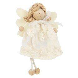 Aniołek koronkowy 11 cm