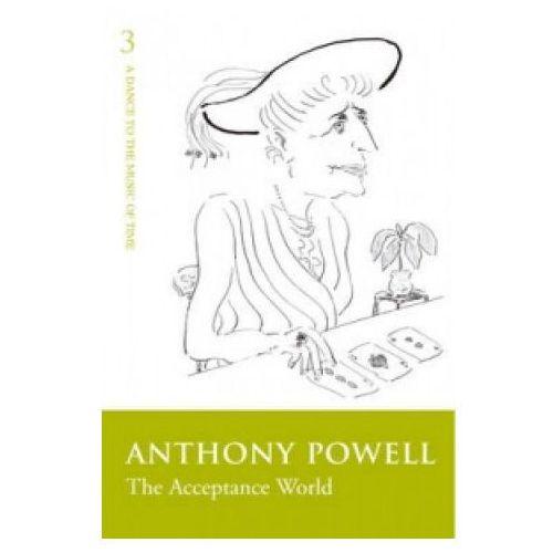 Książki do nauki języka, Acceptance World (opr. miękka)