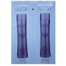 Alterna Caviar Volume Duo   Szampon + Odżywka 2x7ml