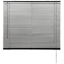 Żaluzja aluminiowa Colours Studio 55 x 180 cm czarna