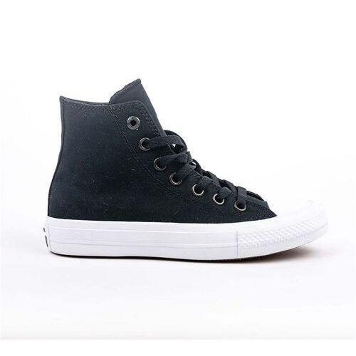 Obuwie sportowe dla mężczyzn, buty CONVERSE - Chuck Taylor All Star Ii Black (BLACK) rozmiar: 36.5