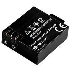Akumulator Tracer do kamery SJ 4000 (900mAh / 3.7V) (TRAKAM44785) Darmowy odbiór w 21 miastach!
