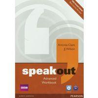Książki do nauki języka, Speakout Advanced Workbook Z Płytą Cd (opr. miękka)