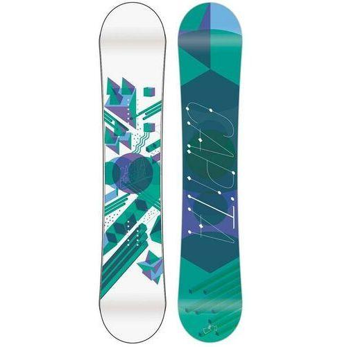 Pozostałe snowboard, snowboard CAPITA - Magnolia Multi (MULTI)