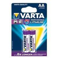 Akumulatorki, Varta Baterie Professional Lithium, Micro AAA - 4 szt (6103301404) Darmowy odbiór w 21 miastach!