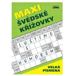 Maxi švédské křížovky - Luštíme s humorem Müllerová Adéla