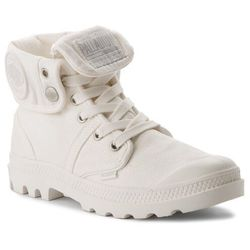 Trapery PALLADIUM - Pallabrouse Baggy 92478-104-M Marshmallow/Marshmallow