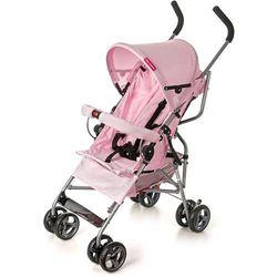 Wózek spacerowy MOBY-SYSTEM Barton Różowy + DARMOWY TRANSPORT!