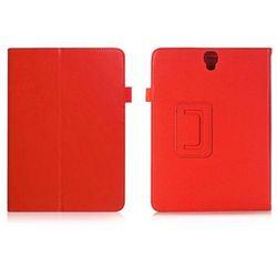 Etui stojak Samsung Galaxy Tab S3 9.7 Czerwone - Czerwony