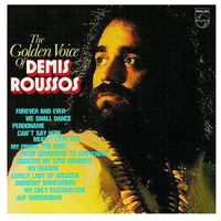 Pozostała muzyka rozrywkowa, THE GOLDEN VOICE OF - Demis Roussos (Płyta CD)