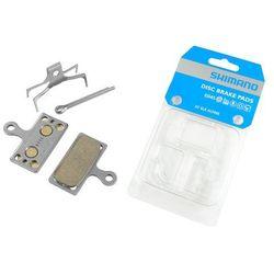Shimano G04S Klocek hamulcowy Metal czarny Klocki do hamulców tarczowych