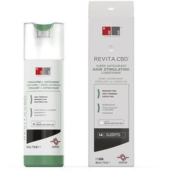 Odżywka Revita konopna CBD z kannabidiolem przeciw wypadającym włosom 205ml