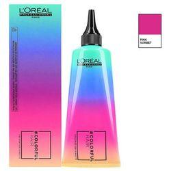 Loreal Colorfulhair Pink Sorbet | Półtrwała farba bez amoniaku - różowa 90ml