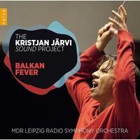 Pozostała muzyka rozrywkowa, BALKAN FEVER - Kristjan Jarvi (Płyta CD)