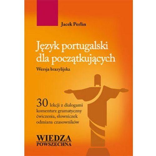 Książki do nauki języka, Język portugalski dla początkujących (opr. miękka)