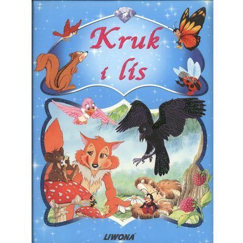 Książki dla dzieci, Kruk i lis (opr. twarda)
