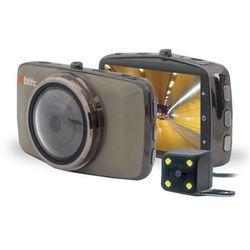 "Kamera samochodowa Xblitz Dual Core Full HD/3""/170 + Kamera cofania 720P/120"