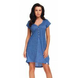 Koszula nocna ciążowa i do karmienia TM.5038 DN - Jeans