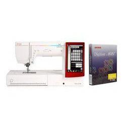 Maszyno - hafciarka JANOME MC14000 + DIGITIZER MBX
