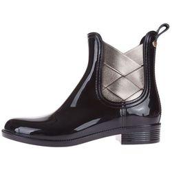 Tommy Hilfiger Odette 8R2 Rain Boots Czarny 41 Przy zakupie powyżej 150 zł darmowa dostawa.