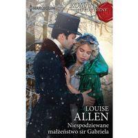 E-booki, Niespodziewane małżeństwo sir Gabriela - Louise Allen (EPUB)