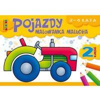 Książki dla dzieci, Pojazdy malowanka malucha część 2 - Wysyłka od 5,99 - kupuj w sprawdzonych księgarniach !!! (opr. kartonowa)