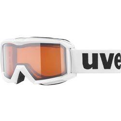 Uvex Gogle narciarskie Flizz LG White S2