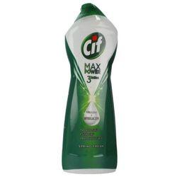 Cif Max Power Mleczko do czyszczenia z wybielaczem Spring Fresh 1001g