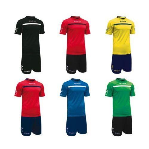 Piłka nożna, Komplet Givova Kit One KITC58 - Nadruki! Różne kolory!