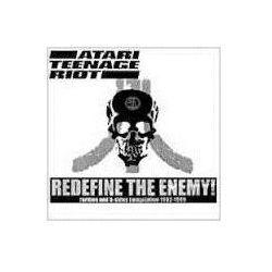 Redefine The Enemy - Atari Teenage Riot (Płyta CD)