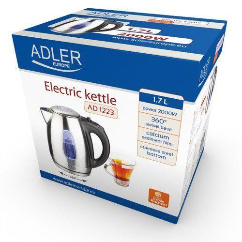 Czajniki elektryczne, Adler AD 1223