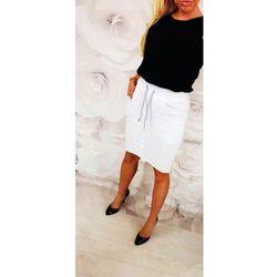 Spódnica spódniczka - Biały